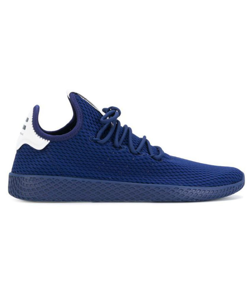 6bdd70fd4f1a08 Adidas Pharrell Williams HU Blue Blue Training Shoes - Buy Adidas Pharrell  Williams HU Blue Blue Training Shoes Online at Best Prices in India on  Snapdeal