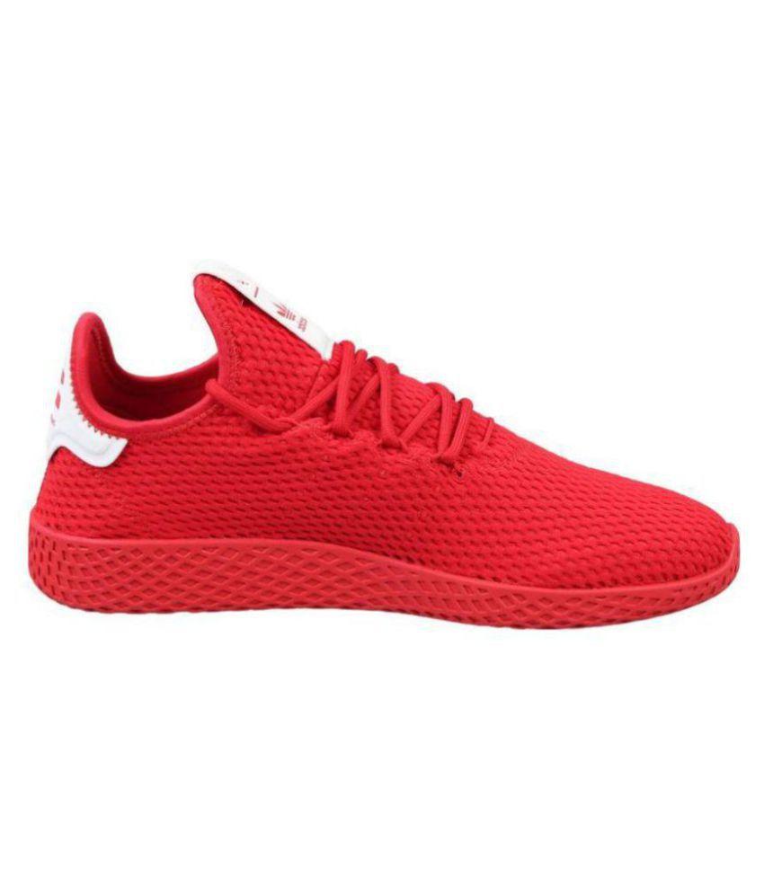 pretty nice c139a a9609 Adidas-Pharrell-Williams-Sneakers-Red-SDL306908328-3-d5581.jpeg