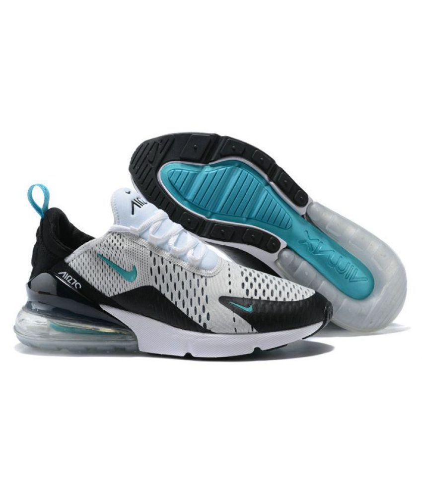f6e3493c8513 NIKE AIR 270 Multi Color Running Shoes - Buy NIKE AIR 270 Multi Color Running  Shoes Online at Best Prices in India on Snapdeal