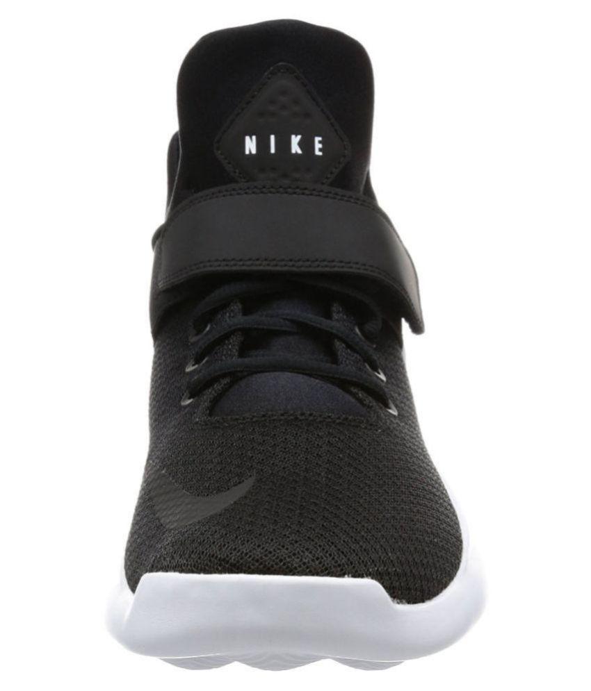 ... Nike 2018 KWAZI Black Running Shoes ...