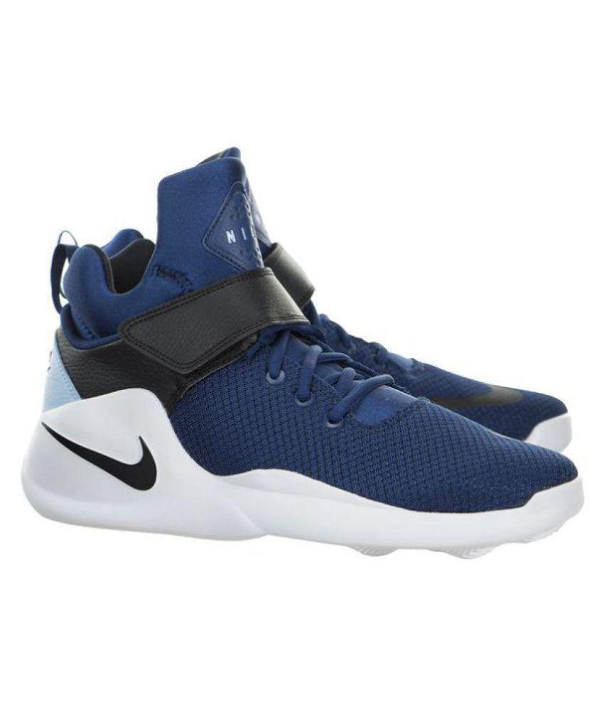 Nike Kwazi Blue Running Shoes Buy Sneakers