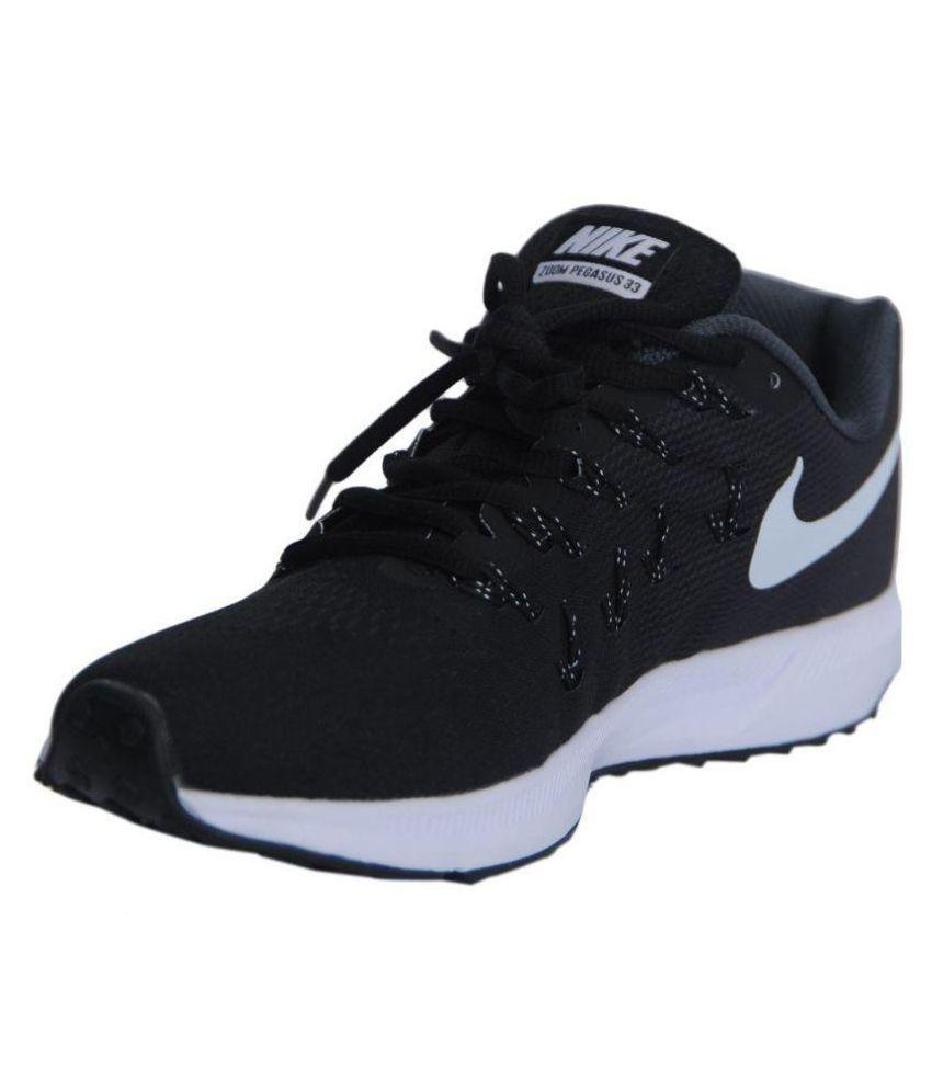 Nike Black Running Shoes - Buy Nike