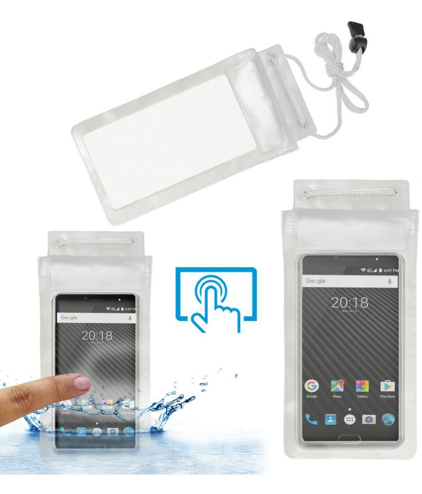 T1 Holster Cover by ACM - Transparent Waterproof Bag,Rain,Dust,Snow & Water Resistant