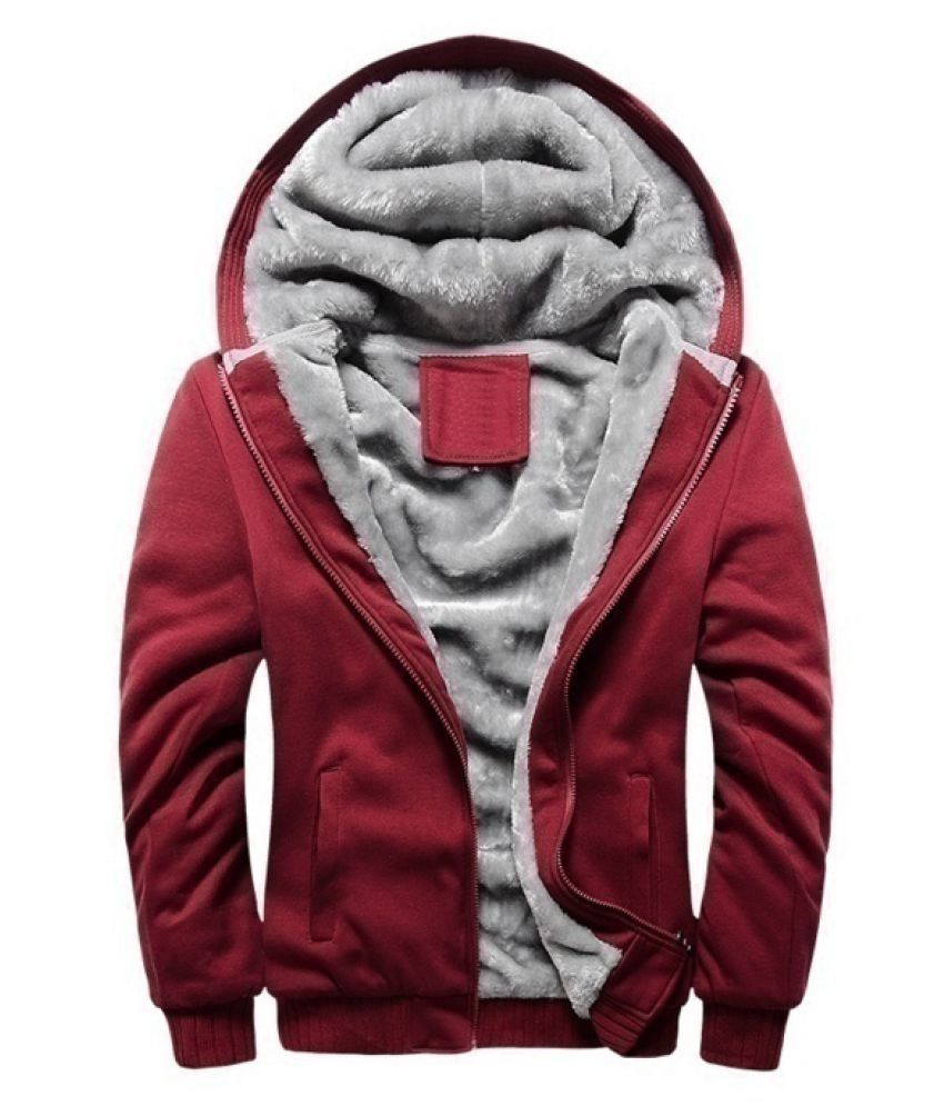 Gentie Winter Jacket Hoodies Thick