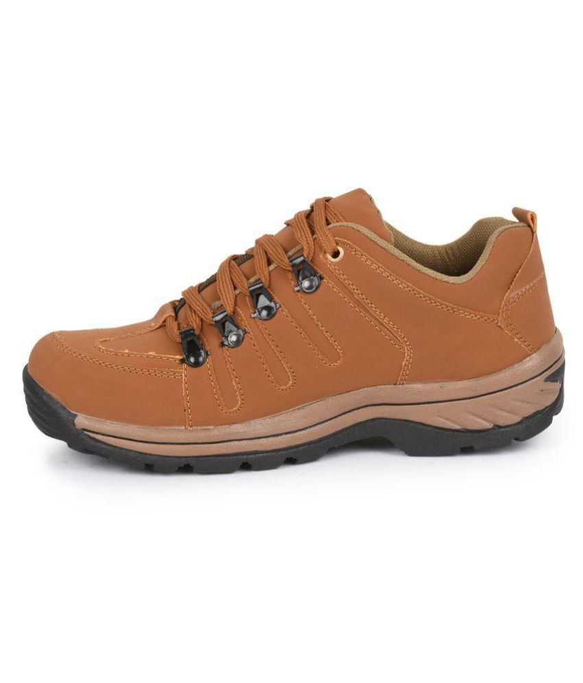 Foot n Style Tan Casual Boot