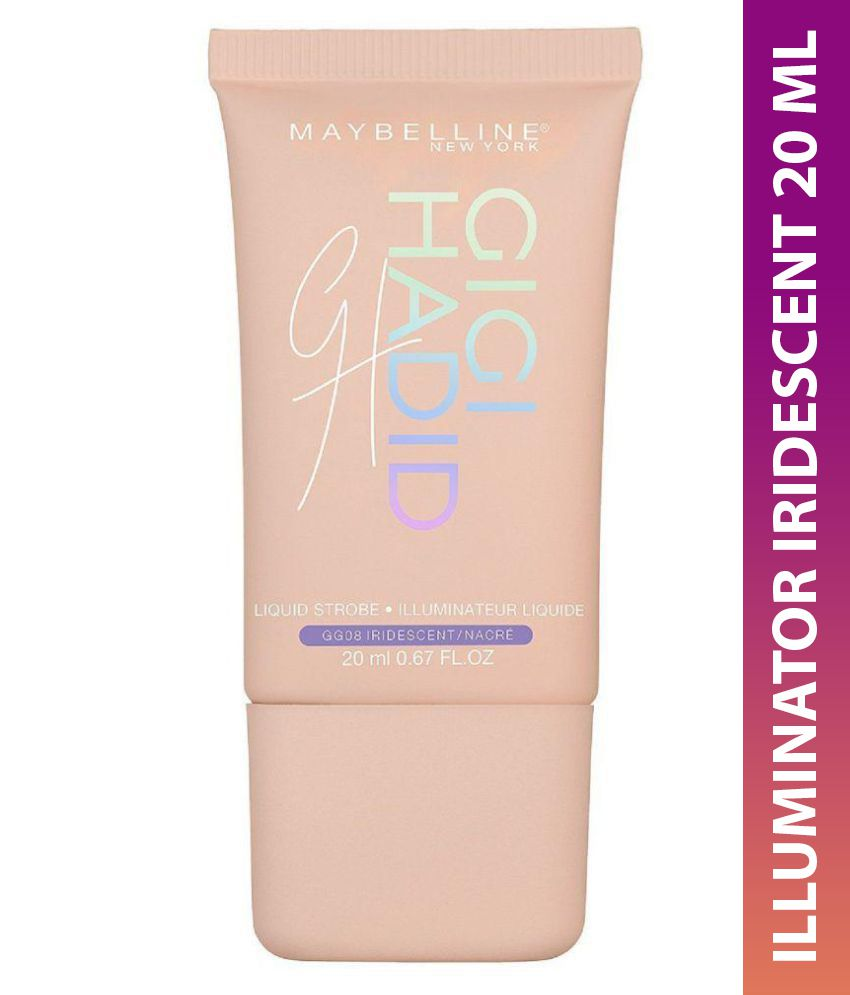 Maybelline Gigi Hadid Liquid Strobe Illuminator Iridescent 20 ml