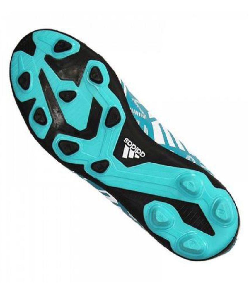 94fff34c24a Adidas NEMEZIZ MESSI 17.4 FXG Blue Football Shoes - Buy Adidas ...