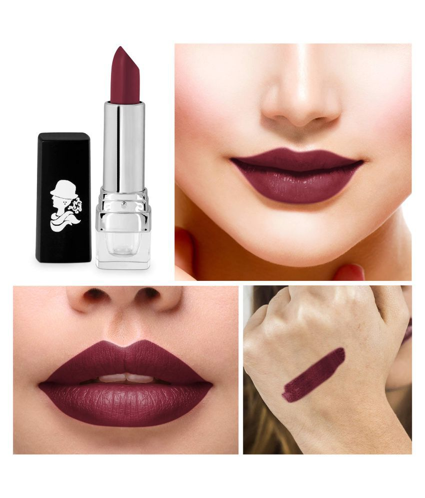 Grey On Creme Lipstick 91 Brown SPF 15 4 gm