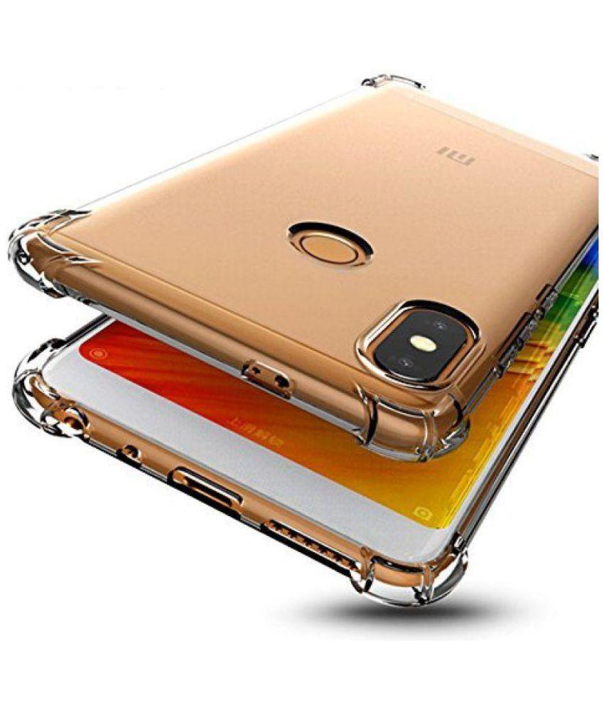 Xiaomi Redmi Note 5 Pro Plain Cases Spectacular Ace - Transparent