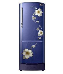 Samsung 212 Ltr 4 Star RR22M2Z7YU7/NL Single Door Refrigerator - Blue