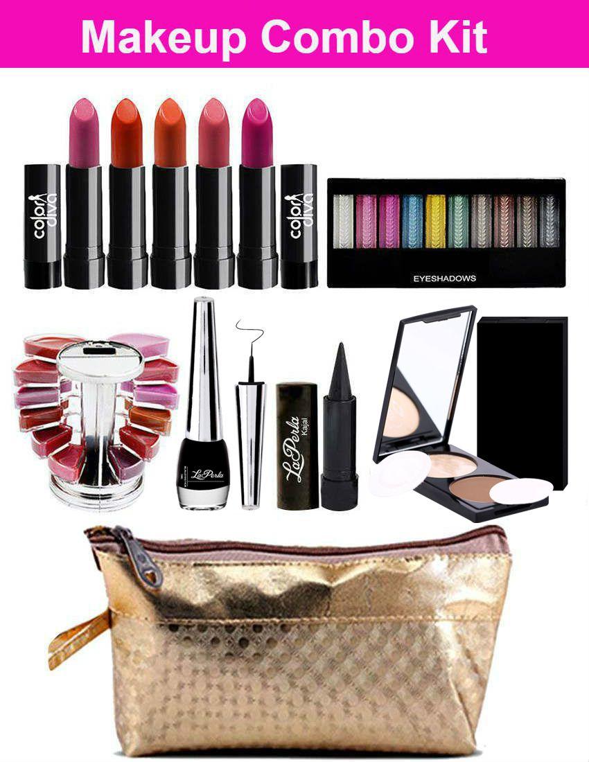 Makeup Kit: Adbeni Exclusive Super Saving Budget Combo-90 Makeup Kit