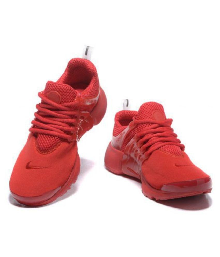 check out 96310 3c940 Nike Air Presto Blood Red Running Shoes