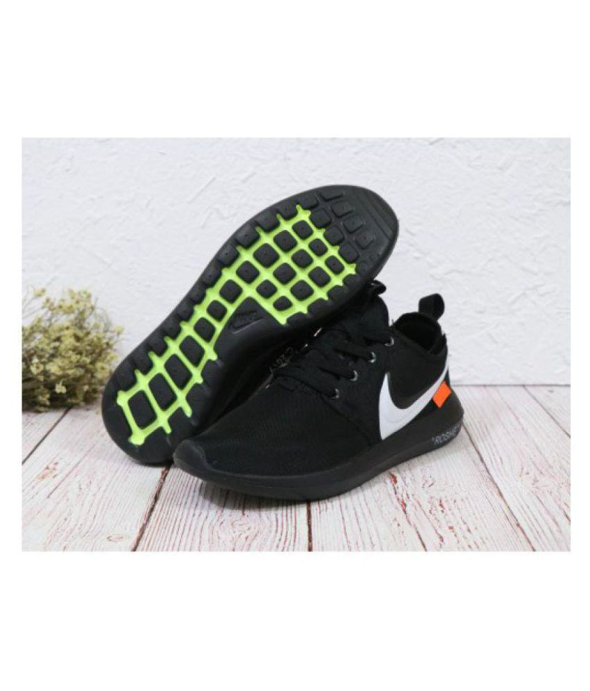 3c1bed0360ed Nike X III Black Running Shoes - Buy Nike X III Black Running Shoes Online  at Best Prices in India on Snapdeal