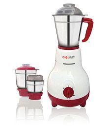 DIGISMART KITCHEN MATE 3 750 Watt 3 Jar Mixer Grinder
