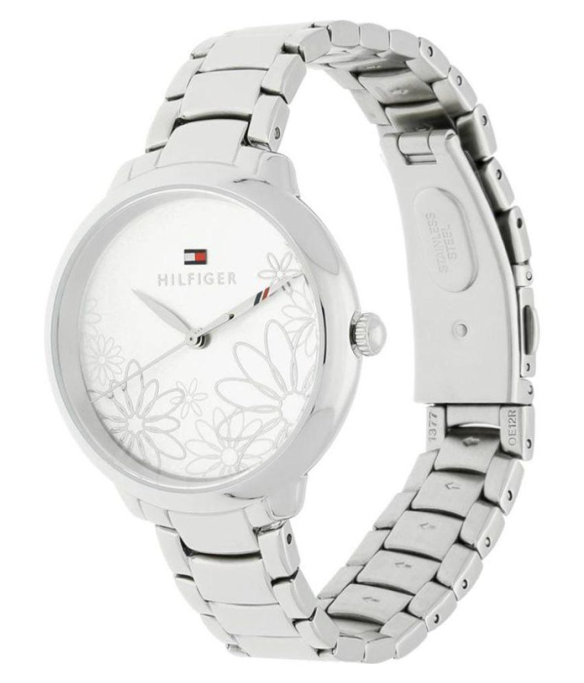 79aec2c9 TOMMY HILFIGER THE LEILA STAINLESS STEEL LADIES WATCH - 1781782 Price in  India: Buy TOMMY HILFIGER THE LEILA STAINLESS STEEL LADIES WATCH - 1781782  Online ...