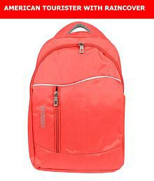 American Tourister Pink Backpack