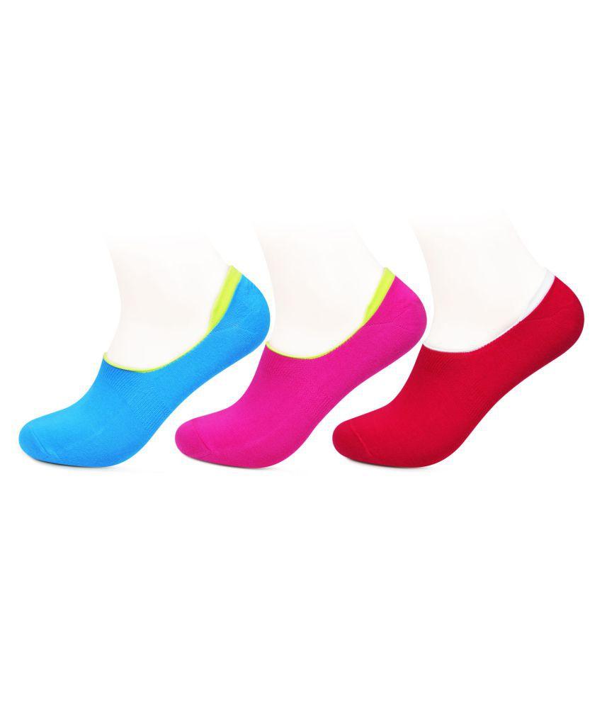 Smart Women #039;s Economy Footlet Socks Pack of 3