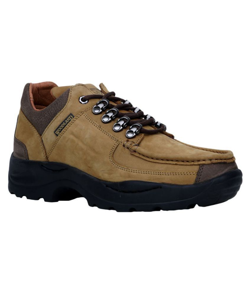 2f947ce3680ef Woodland G 4092WSA Outdoor Camel Casual Shoes - Buy Woodland G ...