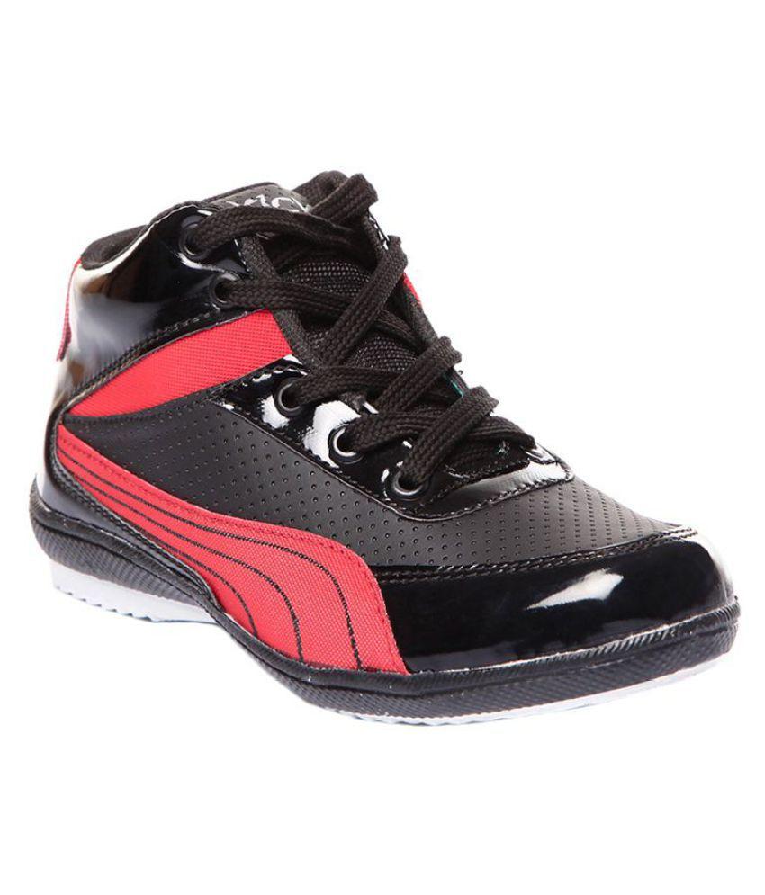 Trilokani Multicolour Sports Shoes For Boys