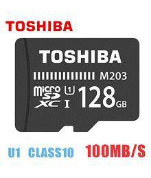 Toshiba 128GB Class 10 Memory Card