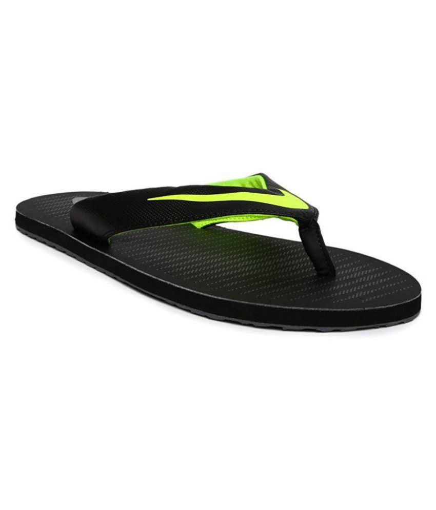 the latest f9ff9 5a667 Nike chroma v Black Thong Flip Flop