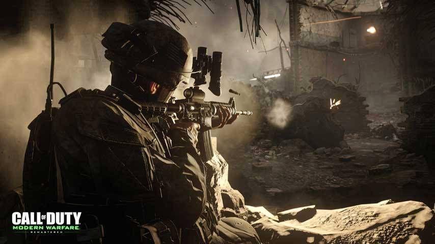 Call of Duty Modern Warfare 1 ( PC Game )