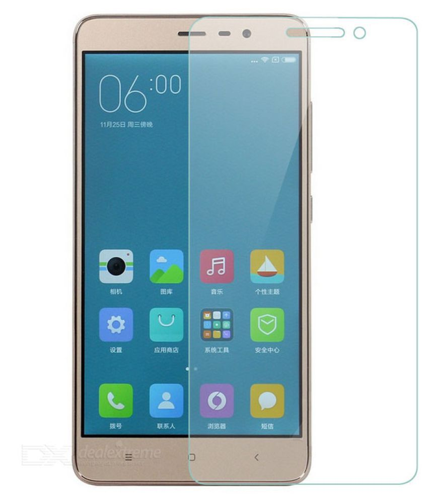 Oppo A57 Tempered Glass Screen Guard By JKR IMPORTED GLASS