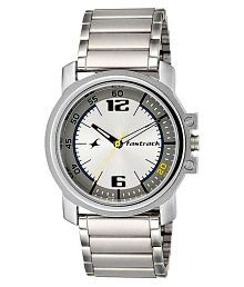 Fastrack 3039sm05 Stainless Steel Analog