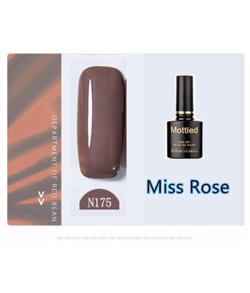 Miss Rose Nail Polish N175 As Picure Glossy 35g gm