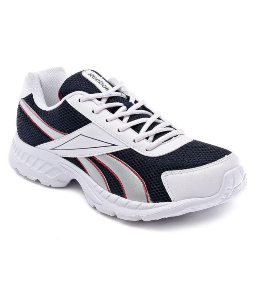 912d15a0f8be26 Reebok Acciomax Extreme Trainer J19865 White Running Shoes - Buy Reebok  Acciomax Extreme Trainer J19865 White Running Shoes Online at Best Prices  in India ...