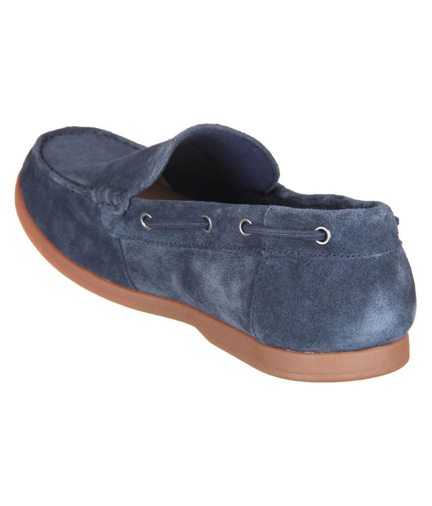 566691e4a29 Clarks Navy Loafers - Buy Clarks Navy Loafers Online at Best Prices ...