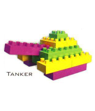 Tanshi Toys Buddy Jumbo Blocks Educational Game for Kids - Buy