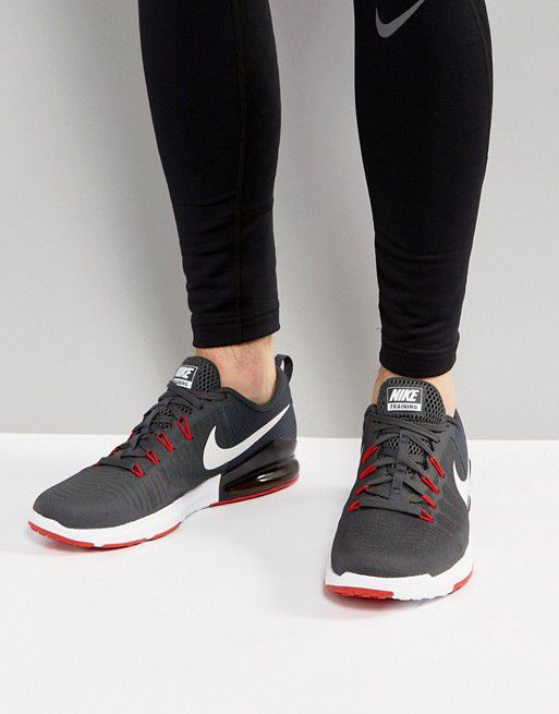 3c5c1493a3d0 Nike Zoom Train Action Black Training Shoes - Buy Nike Zoom Train Action  Black Training Shoes Online at Best Prices in India on Snapdeal