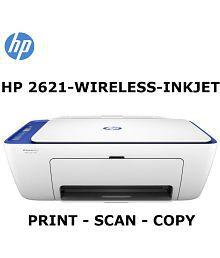 HP 2621 Multi Function Colored Inkjet Printer