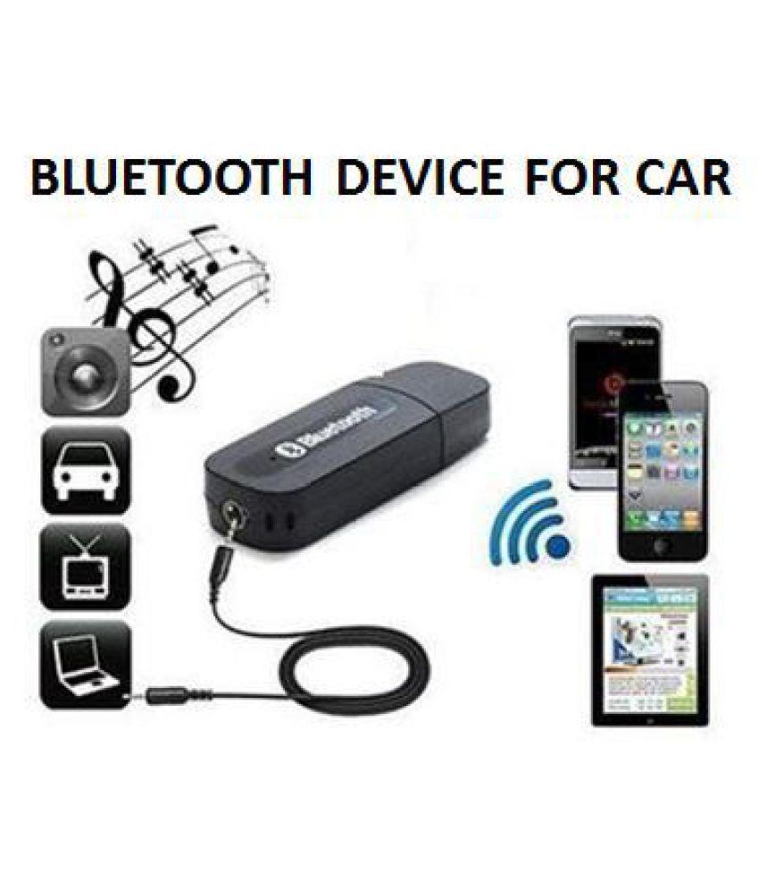 VeeDee Black Bluetooth Device