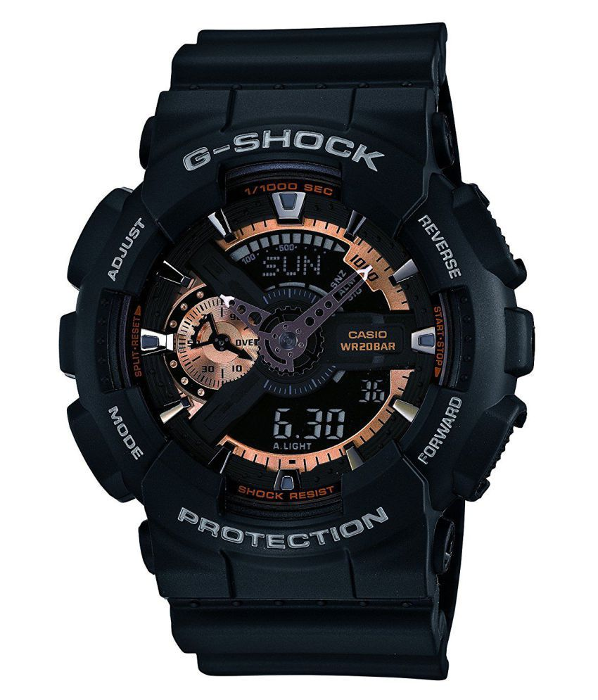 casio g-shock G397 Resin Analog-Digital