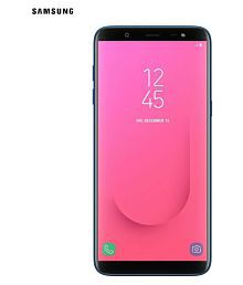 Samsung Galaxy J8 2018 ( 64GB , 4 GB ) Blue
