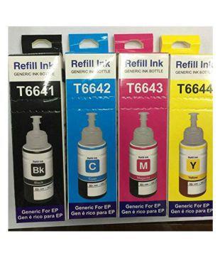 VMS Professional Cyan Refill Ink Epson Refill Ink 140ml