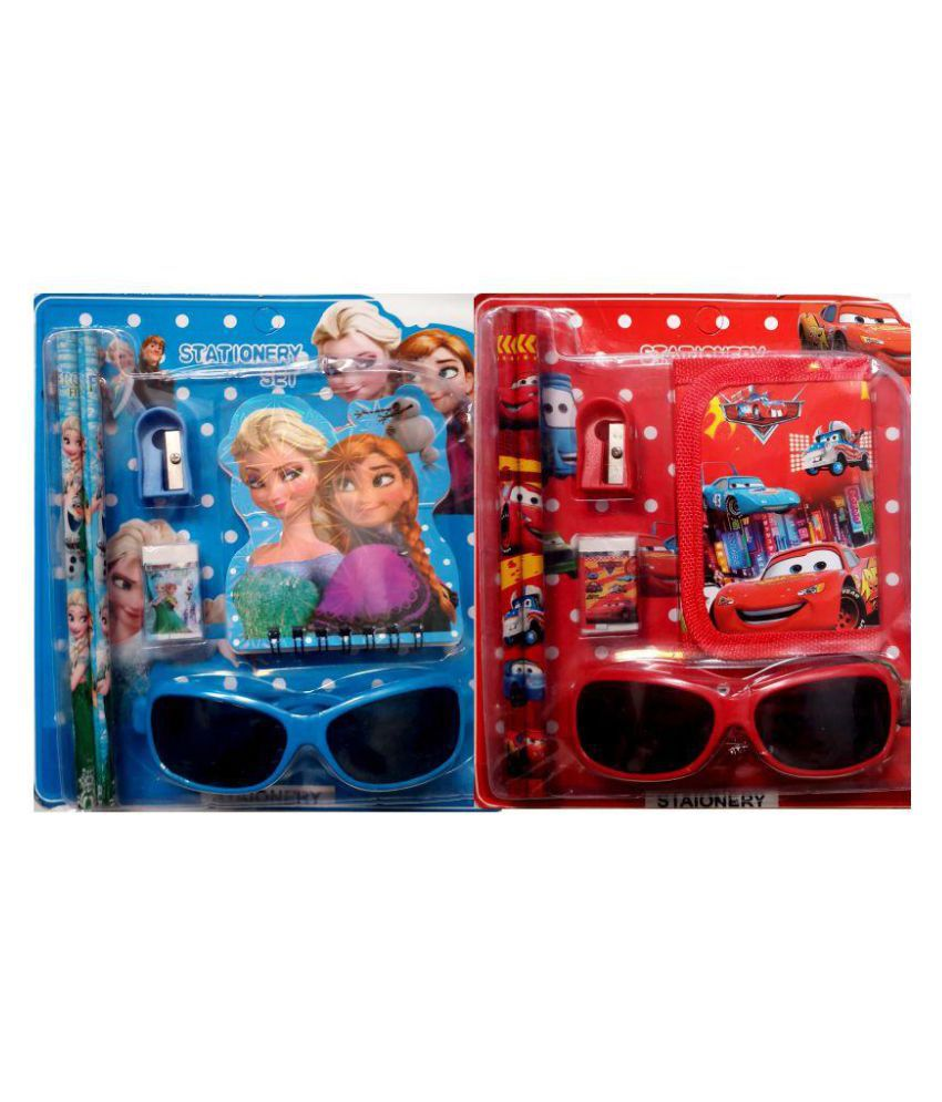 S TRADERS Combo Gift Pack For Kids School StationaryBirthday Return Gifts Buy Online At Best Price In India