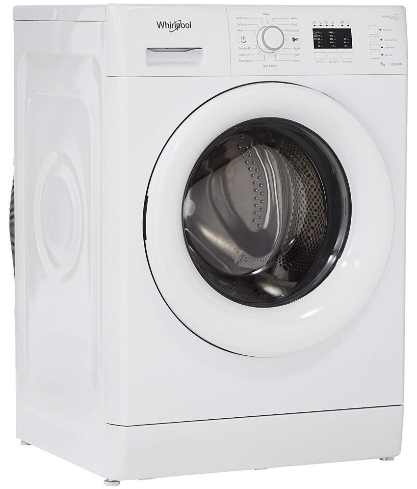 Whirlpool 7 Kg Fresh Care 7212 White Fully Automatic