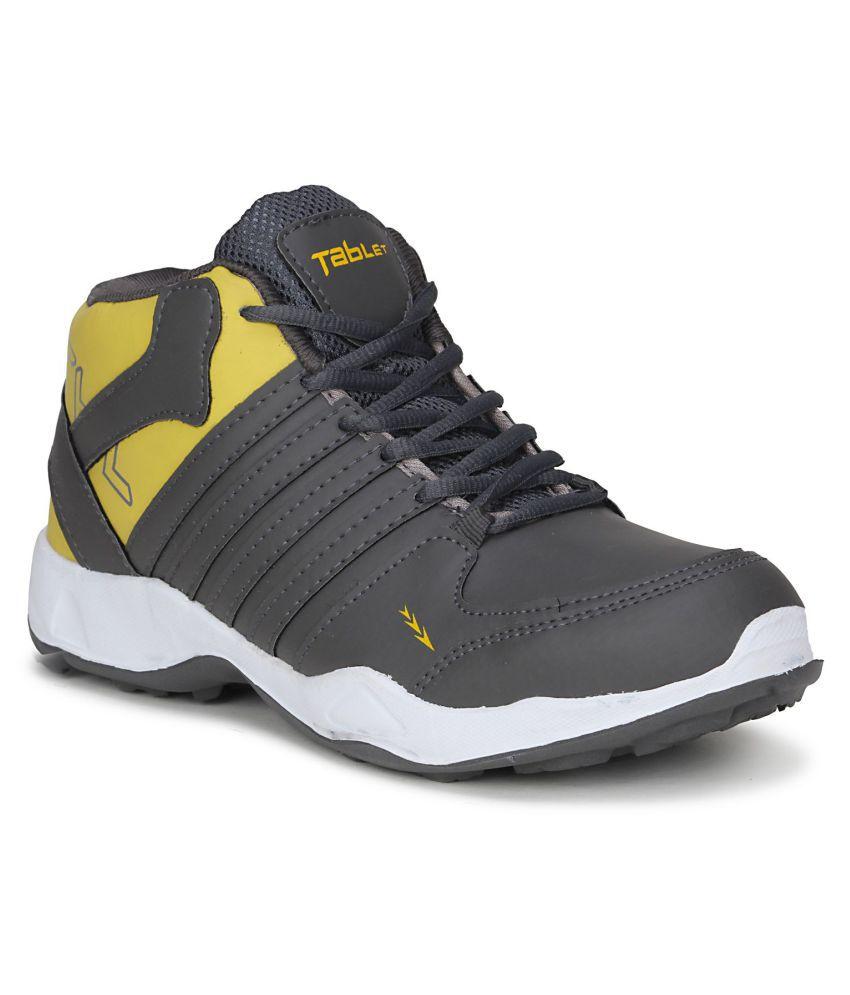 Columbus TB-Rider-2 Gray Running Shoes