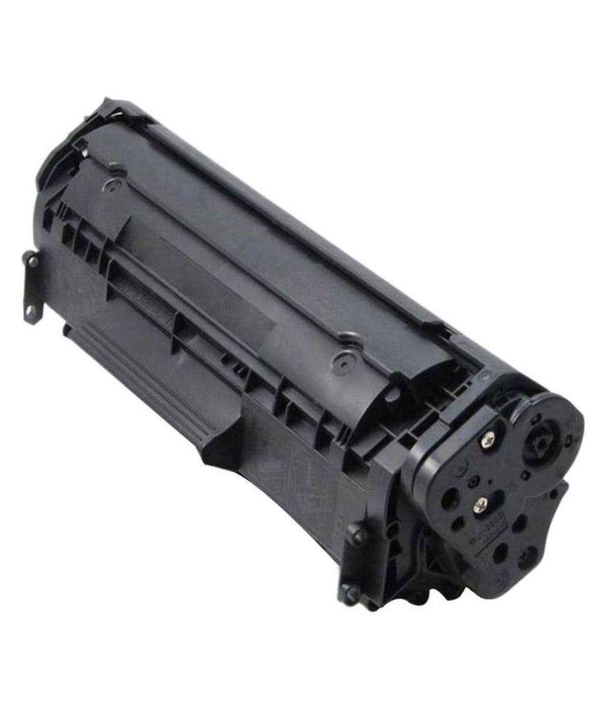 RNC MIX 12A TONER CARTAGE Toner Cartridge Black Single