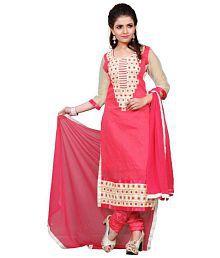 c2cc882424 Chanderi Salwar Suits: Buy Chanderi Salwar Kameez Online at Low ...