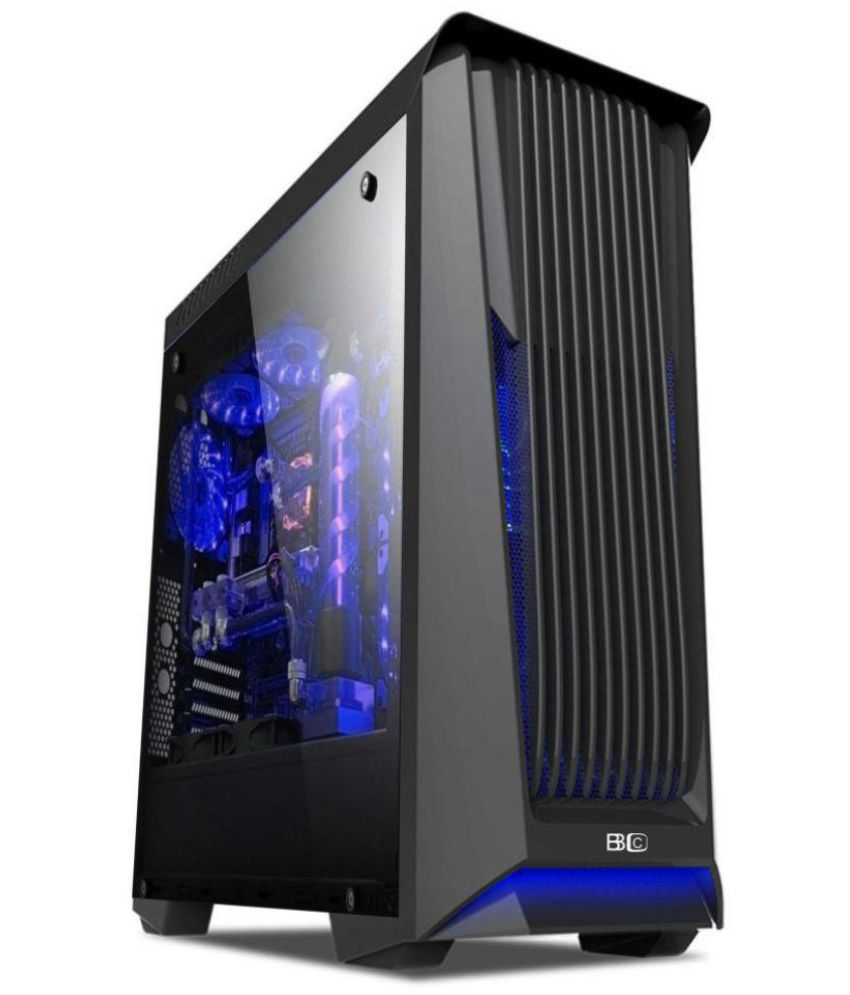 Awesome Black Computer Cabinet