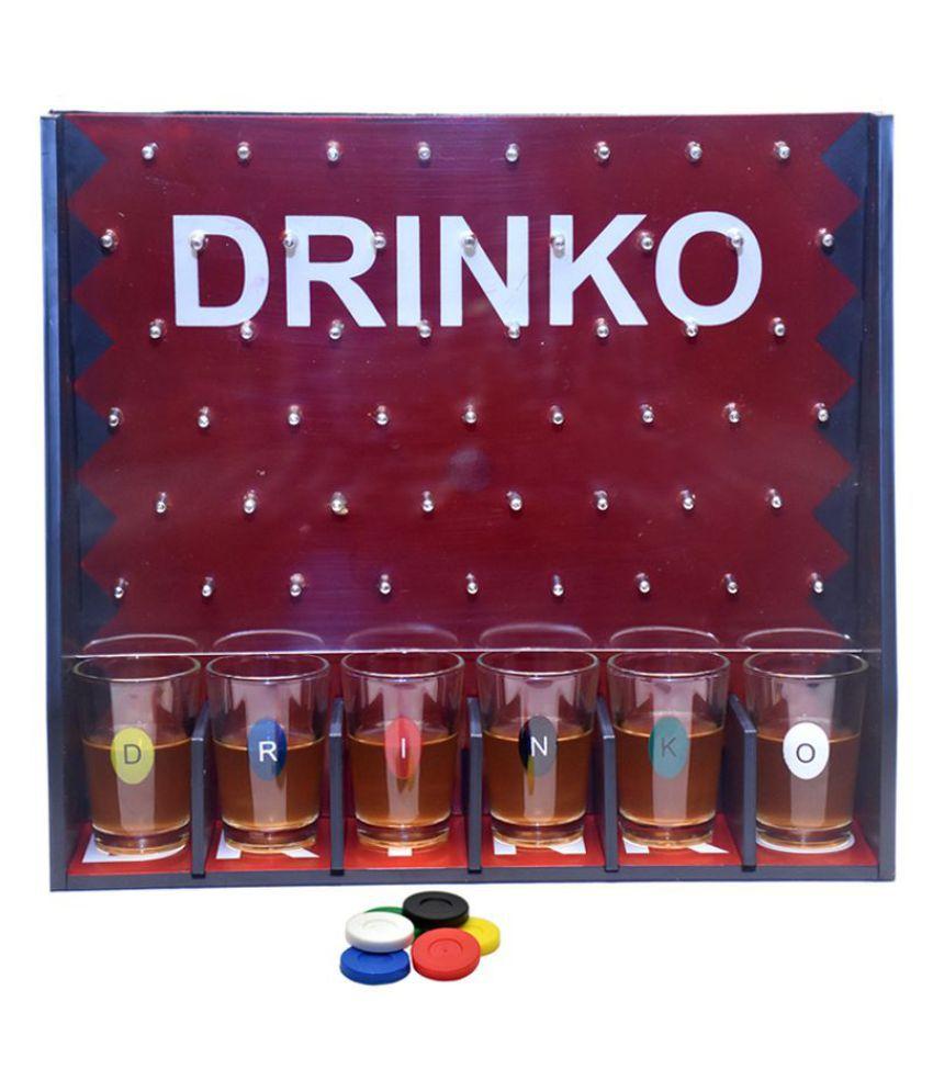 BARWORLD Drinko Shot Game