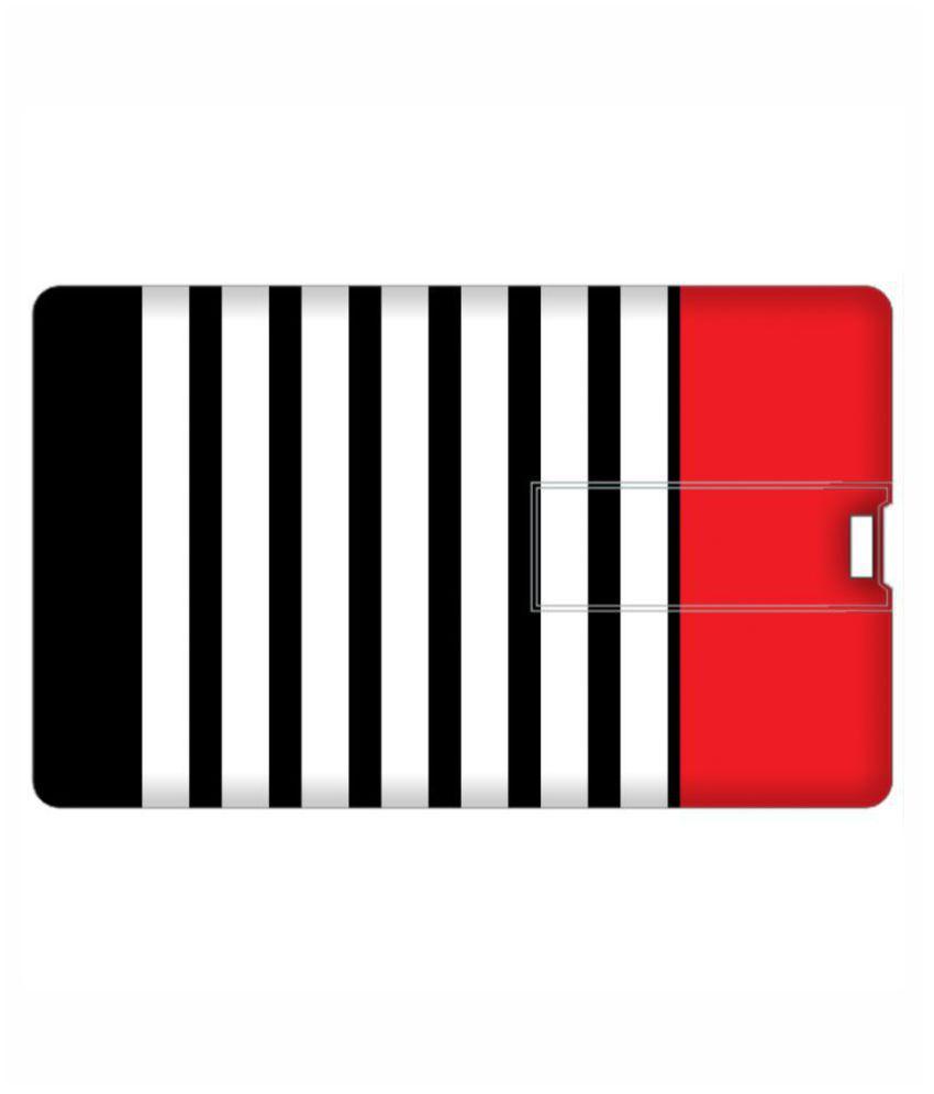 Printland 16GB USB 3.0 Fancy Pendrive Single