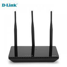 D-Link DIR-816 Wireless AC750 Dual Band Wireless Router with High Range Technology ( 3 Antenna)