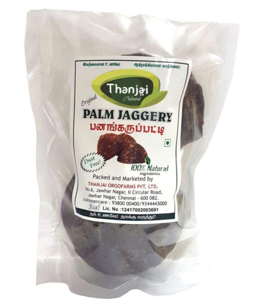 THANJAI NATURAL Jaggery 500 gm: Buy THANJAI NATURAL Jaggery