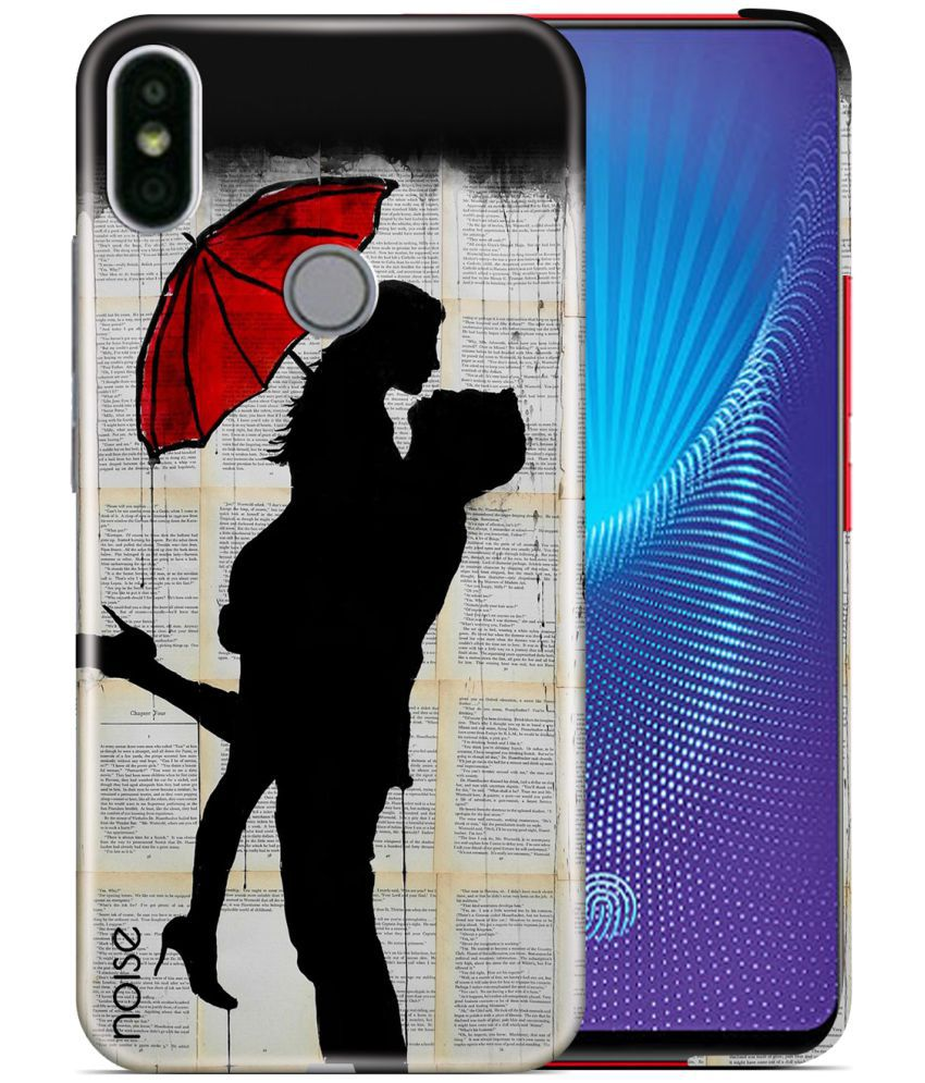 best service be0a6 27f4a Xiaomi Redmi Y2 Printed Cover By Noise