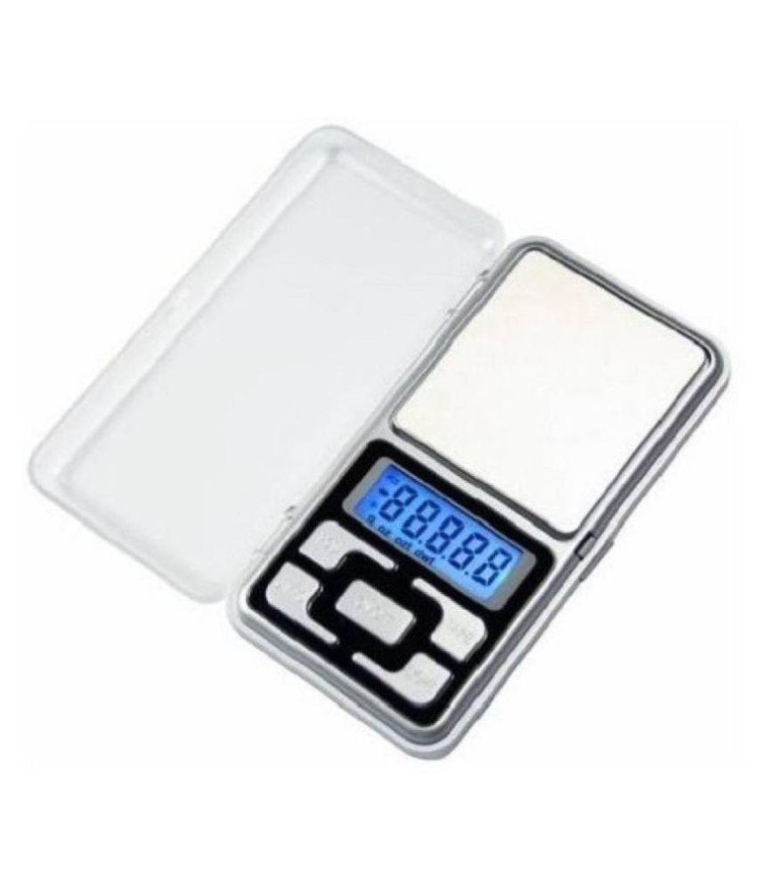 IBS Pocket Scale Weighing Scale  (Silver)